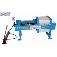 Zhejiang Longyuan X400 Automatische Druckfilterpresse