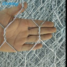 Thermisch verzinkte geweven Gabions Wire Mesh Box
