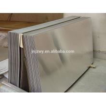 Plaque d'aluminium 1060 de 0,08 à 5,0 mm d'épaisseur