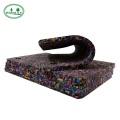 tapetes de goma de gran peso para el gimnasio en venta