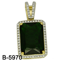 Usine en gros Bijoux Fashion Pendentif Argent 925