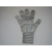 7g String gestrickter Baumwolle / Polyester Handschuh
