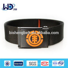2015 Free Sample Printed Men Canvas Belt