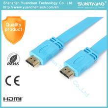 Cable HDMI de alta velocidad 1080P 3D de 1.4V HDMI Cable