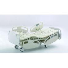 Cama de hospital de metal eléctrico de tres funciones DA-3-2