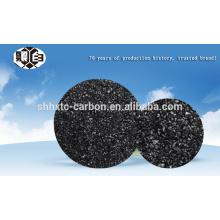 La réutilisation de l'eau La coquille de noix charbon actif