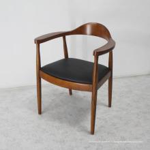 Chaise de salle à manger en bois classique de meubles de conception de maison de haute qualité