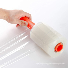 Shrink Film Lldpe Plastic Pallet Stretch Wrap Pallet Wrap Film for Protection