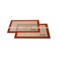 2016 Most Popular Baking Mat Heat Resistant Non-stick Silicone Oven Mat