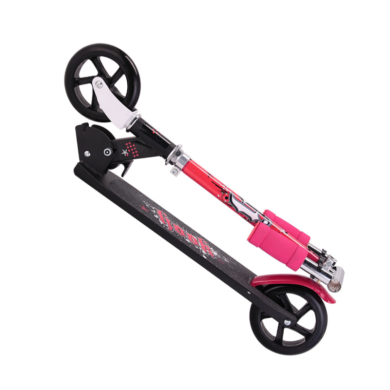 145mm Big Wheel Kids Kick Scooter