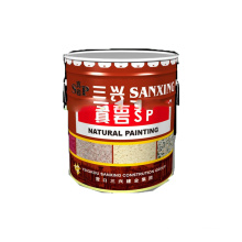 Sanxing stone wall exterior paint material best manufacture