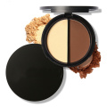 Private Label Bronzer Contour Blush Powder Paleta do makijażu