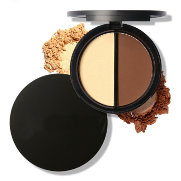 Private Label Bronzer контурная пудра для пудры для макияжа