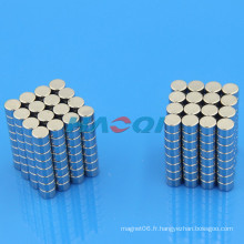 D12X5mm lourd China samarium cobalt smco aimant radial