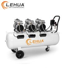 3 compressor de ar silencioso médico do motor 71kg 1400R.PM