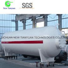 Cryogenic Liquid Medium Tank Container Semi Trailer
