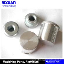 Piezas de aluminio que trabajan a máquina la parte que trabaja a máquina de la parte - 5