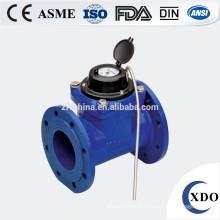 Télécommande pour compteur de débit de l'eau numérique/compteur électrique