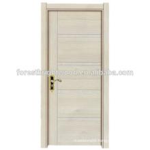 2015 New Product Popular Design Interior Melamine Flush Door