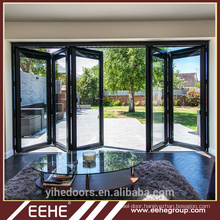 Hot sale aluminium folding stracking door