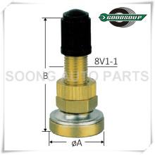 Válvula de neumático SP4 Válvulas sin cámara de gran calibre, válvula de tubo