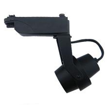 ECOJAS TL-02 Hot sale Modern  Adjustable  ceiling MR16 GU10 COB LED track lights