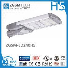 240W High Power Wasserdichte Photozelle Autobahn Beleuchtung LED Straßenlaterne