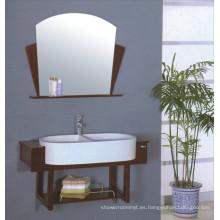 Muebles del gabinete de baño del MDF (B-232)