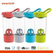 Everich 24 oz personalizado Tritan garrafa de proteína de recipiente adicional