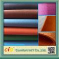 2016 muebles tapizados en piel PU cuero cuero sintético