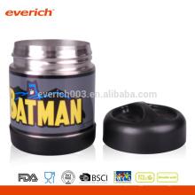 2015 Hot Sale Stainless Steel Vacuum Insulated Food Jar