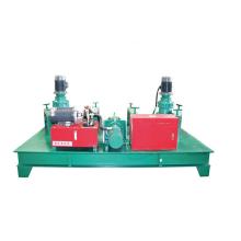 Machine de soutien pour mines en acier