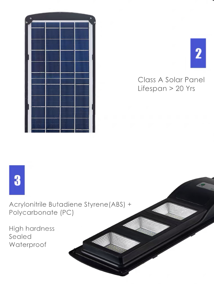 ALL IN ONE inegrated solar street light DE-YDS @DELIGHT (1)