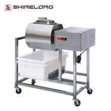 2017 Best Selling Shine Long Vacuum Chicken Marinating machine