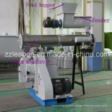 Livestock Farm Use 1.5-2t Poultry Feed Pelleting Mill