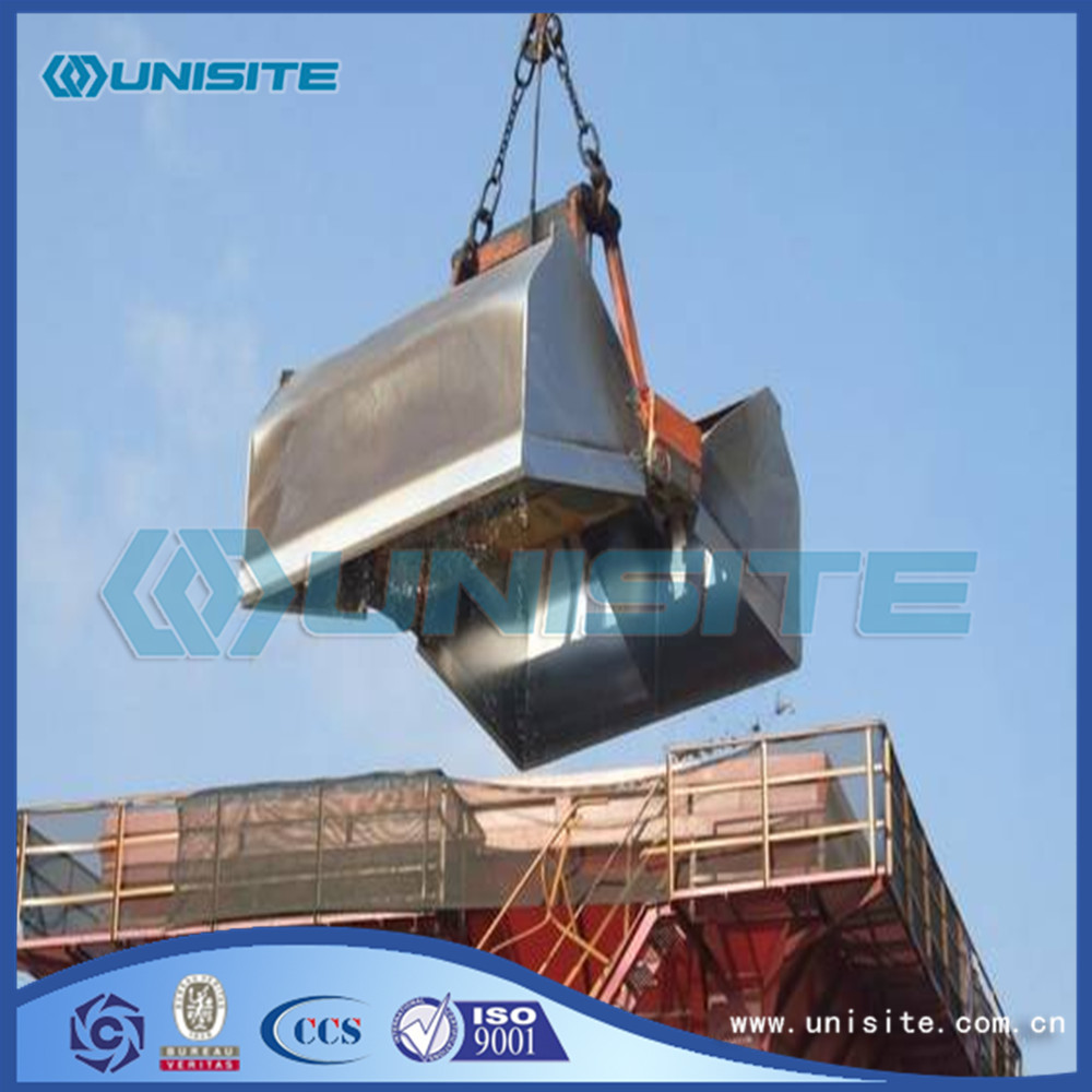 Marine Steel Grab Buckets