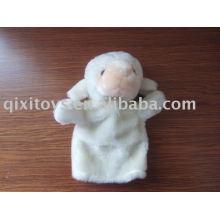 плюшевые и фаршированные овец игрушки