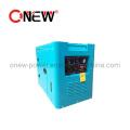 Hot Sale 7kw 3 Phase Super Silent Water Cooled Portable Brushless Alternator Diesel Generator Permanent Magnet Generator Price