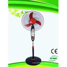 16 polegadas AC110V ventilador de suporte de painel dourado (SB-S-AC16X)
