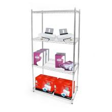 Ajustável DIY Metal Office Rack de arame (CJ9035150A4C)