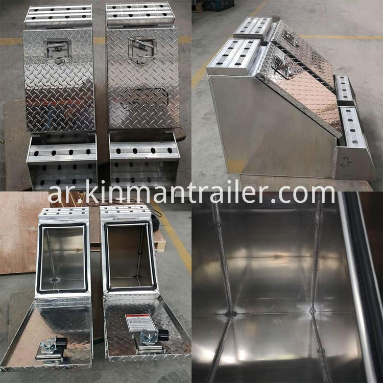 Alloy Tool Box Trailer