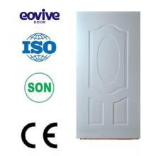 Used door surface melamine material wooden door skin