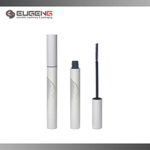 7ml aluminum glitter mascara tube with brush