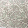 Paisley Variation Color Stickstoff auf Poly Mesh