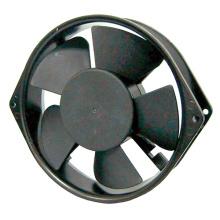 172mmx150mmx38mm Ventilateur axial DC en plastique thermo-plastique renforcé
