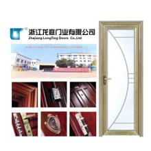 Les dernières portes en aluminium de haute qualité à la mode