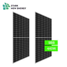 Панели солнечных батарей Mono Perc 450 Вт Рамка солнечной панели