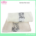 China Supplier 100 Bamboo Fiber Face Towel