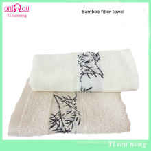 China Supplier 100 Bamboo Fiber Face Towel
