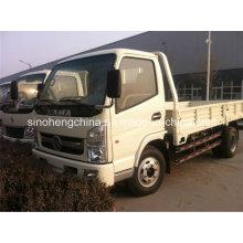 4 Ton Cheap Light Cargo Truck with Four Wheel Drives Kmc1060p3
